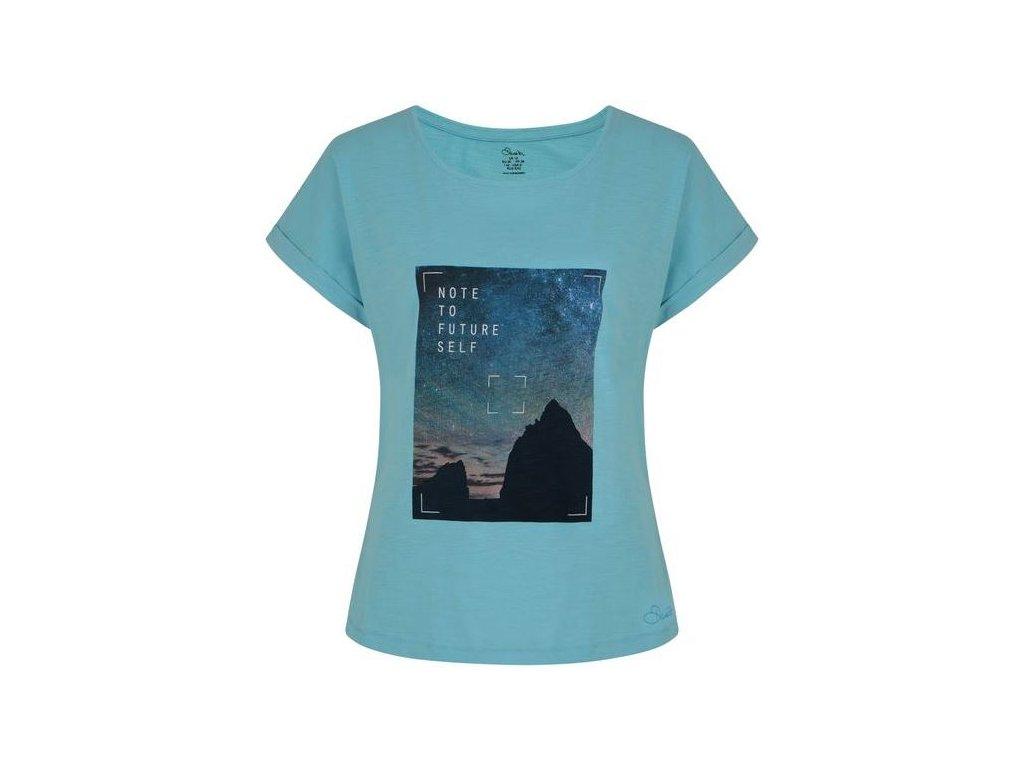 Dámské tričko Dare 2b aidback Tee 9H modrá