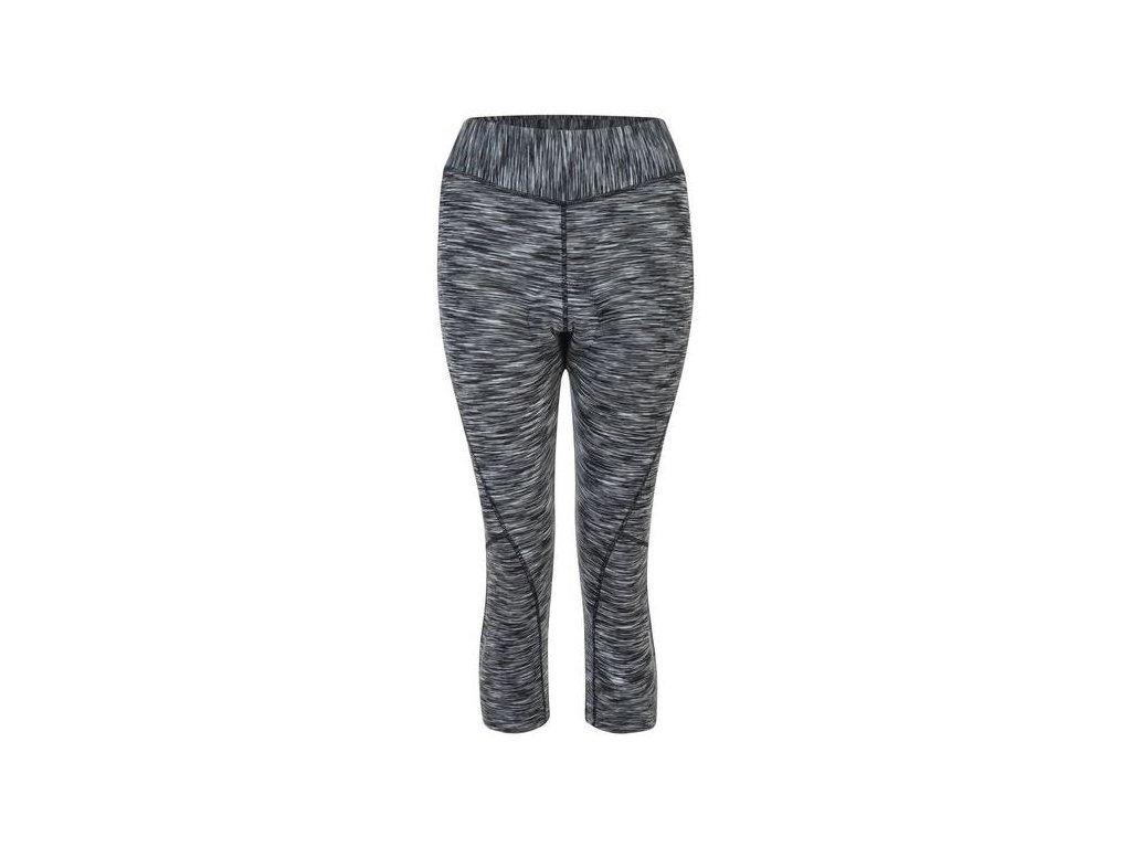 Dámské 3/4 cyklo kalhoty Dare 2b Canny Capri 860 šedá