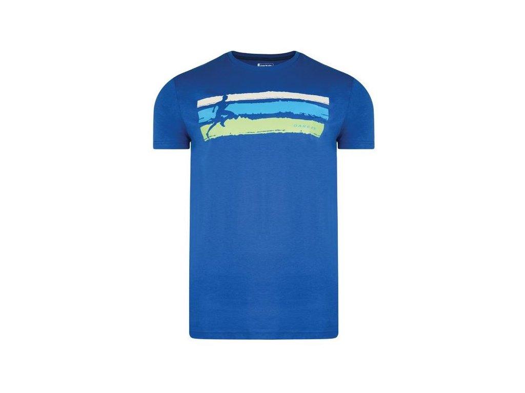 Pánské tričko Dare 2b Trailhunter Tee 32L modrá