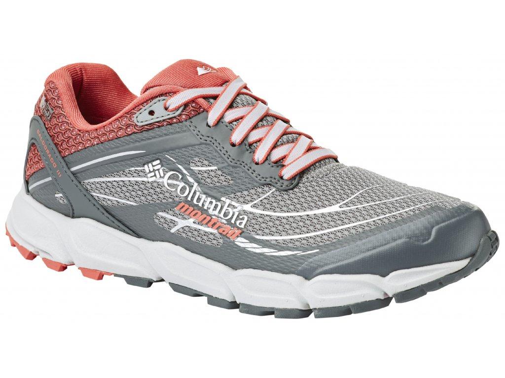 Dámské běžecké boty Columbia CALDORADO™ III OUTDRY™ 036 šedá