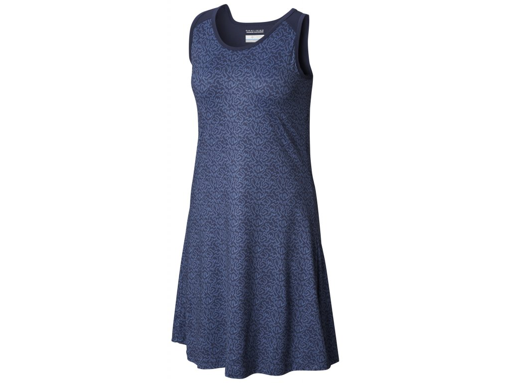 Dámské šaty Columbia aturday Trail™ III Dress 466 modrá