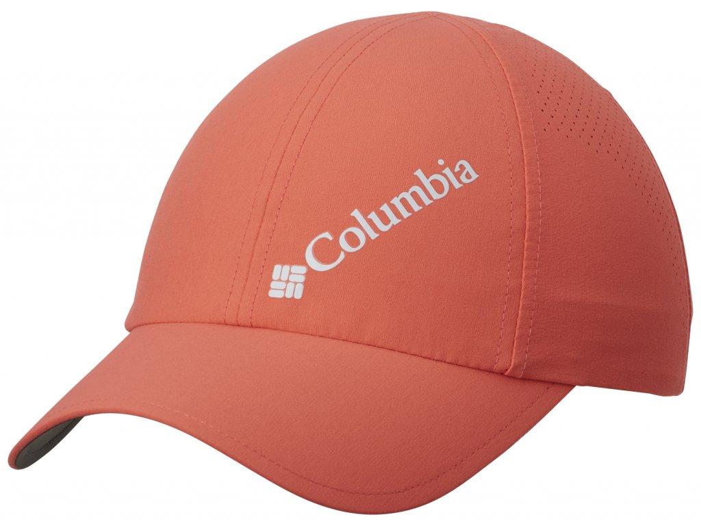 Kšiltovka Columbia Silver Ridge™ III Ball Cap 633 oranžová