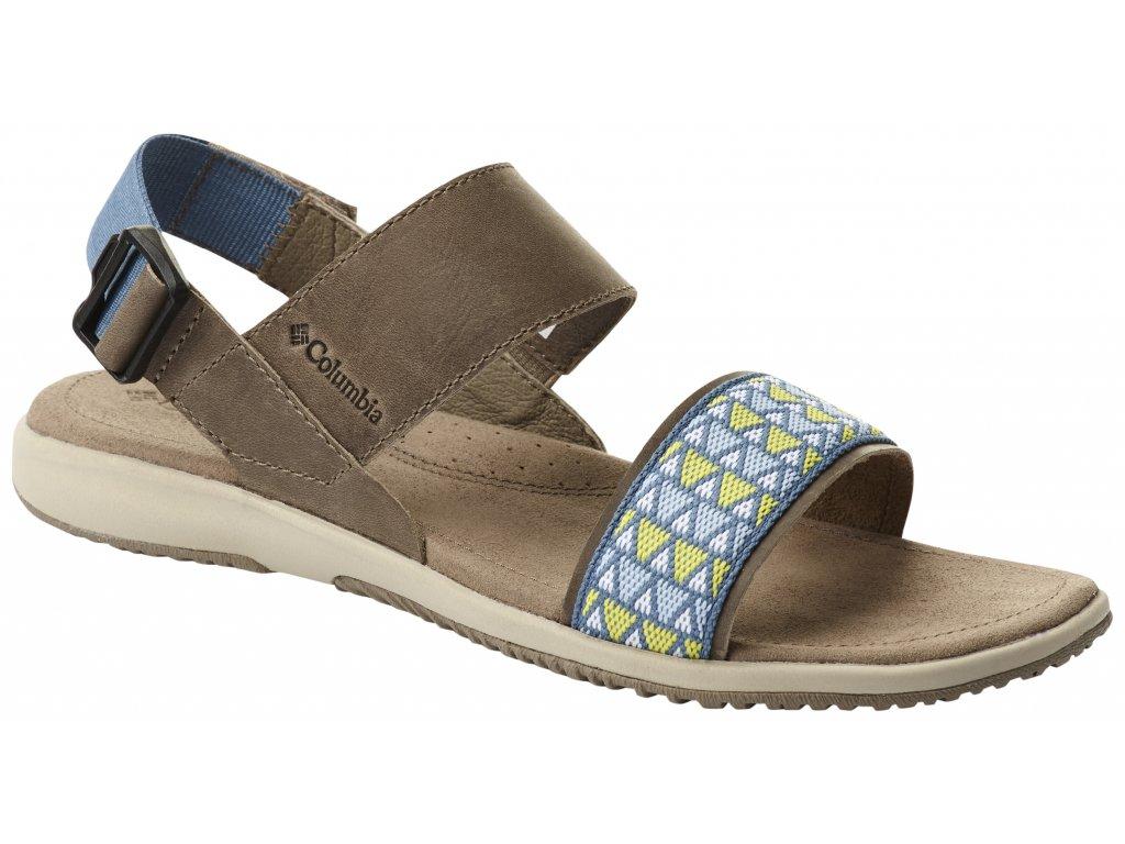 Dámské sandály Columbia SOLANA™ 252 hnědá