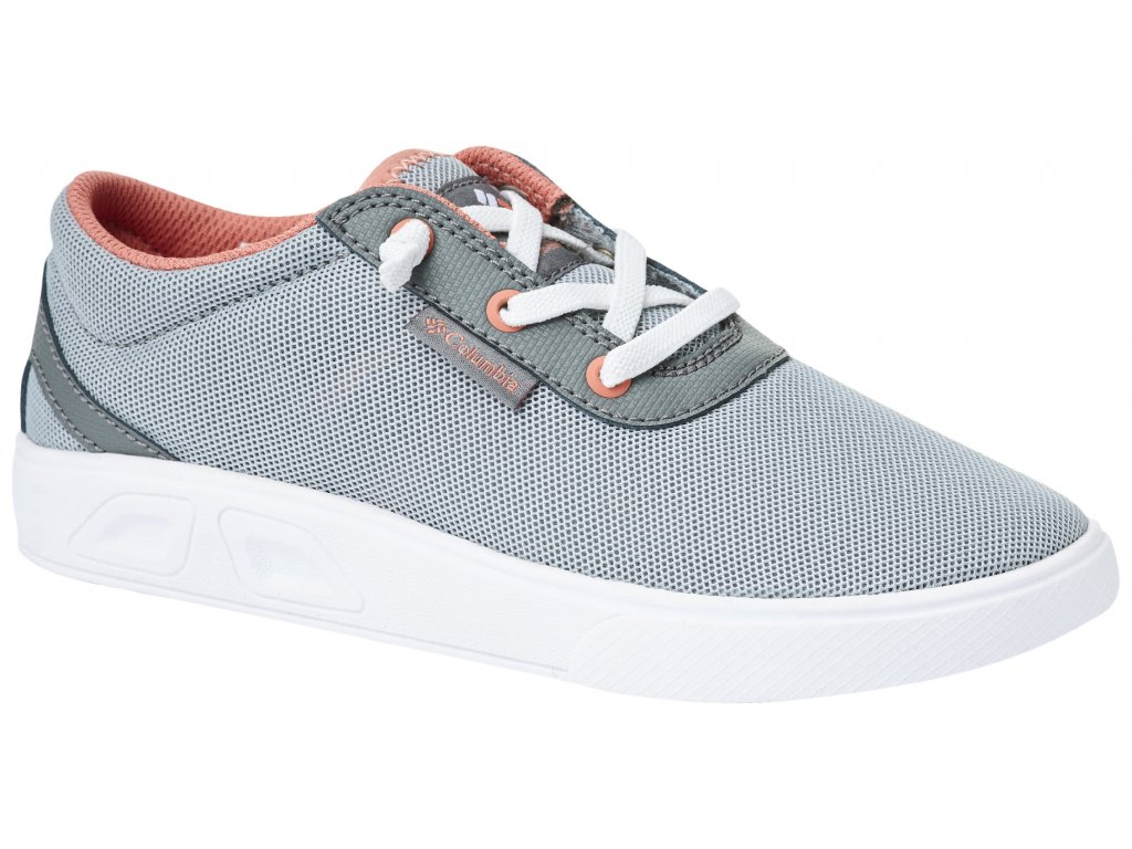 Dětské boty Columbia YOUTH SPINNER™ 025 šedá