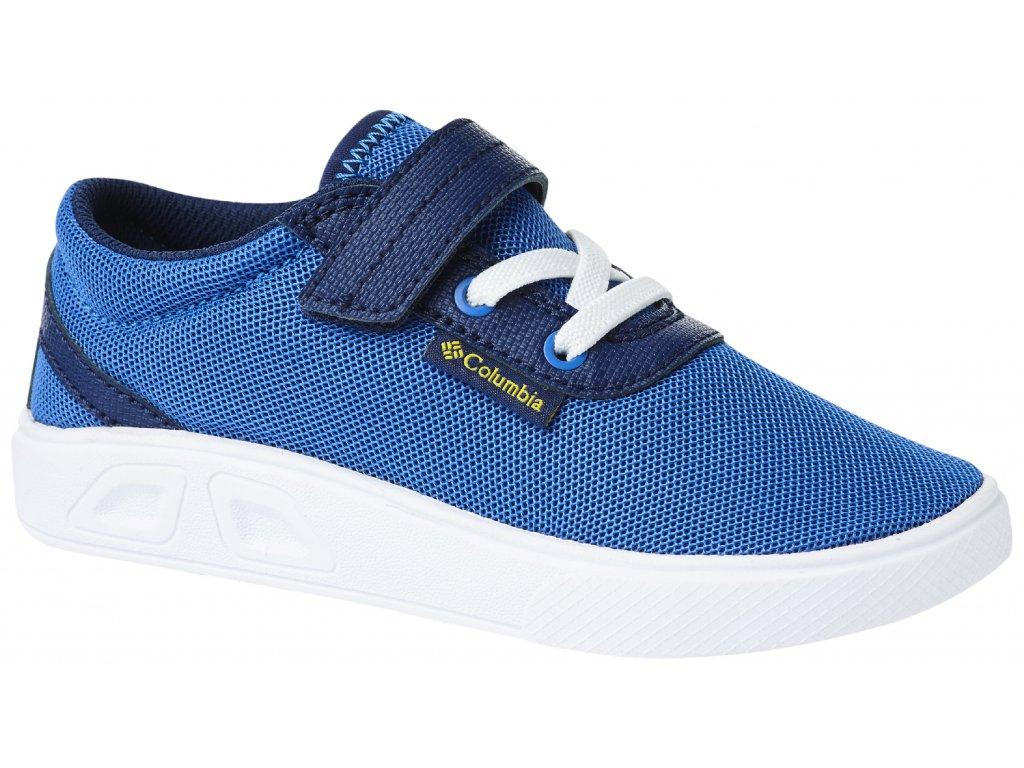 Dětské boty Columbia CHILDRENS SPINNER™ 426 modrá