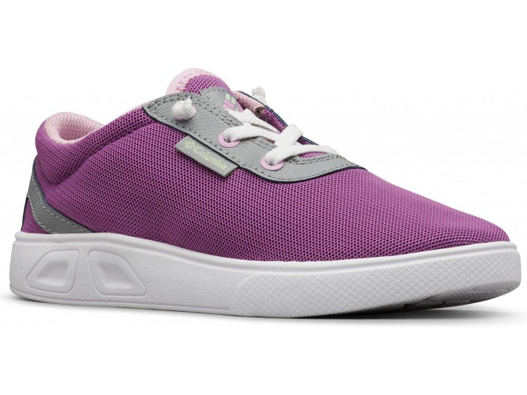 Dětské boty Columbia CHILDRENS SPINNER™ 578 fialová