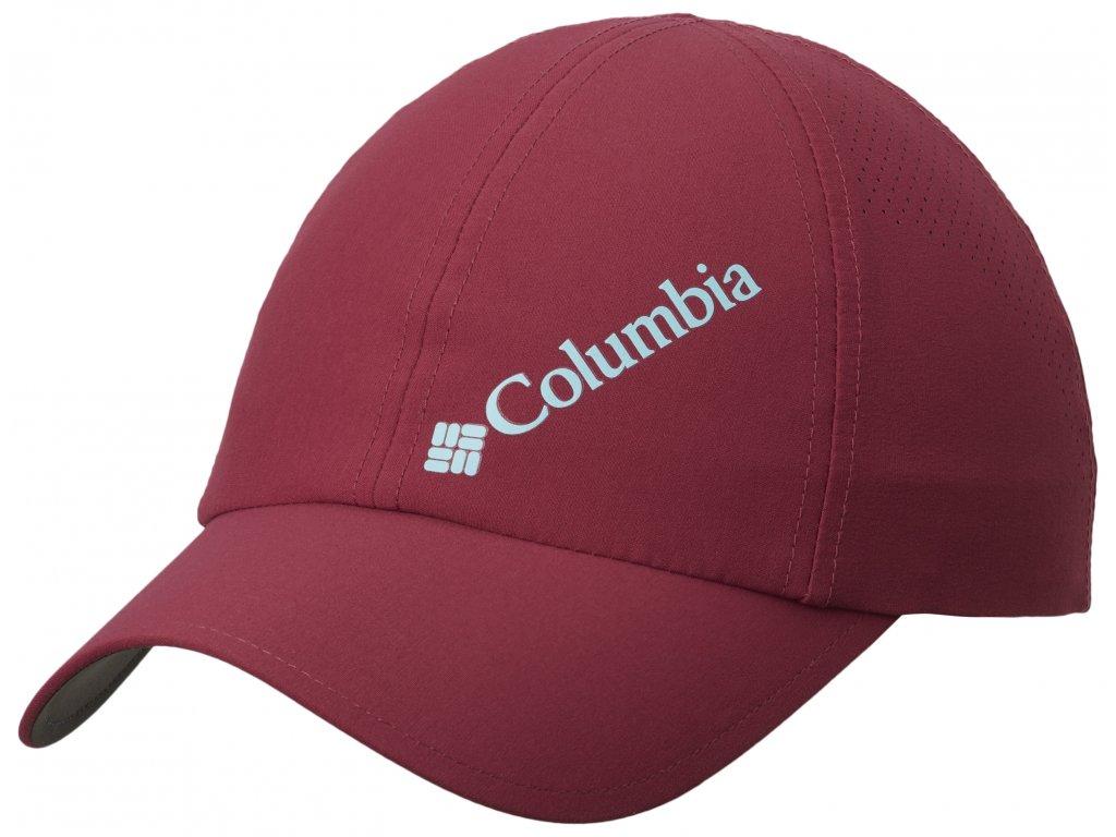 Kšiltovka Columbia Silver Ridge™ III Ball Cap 550 červená
