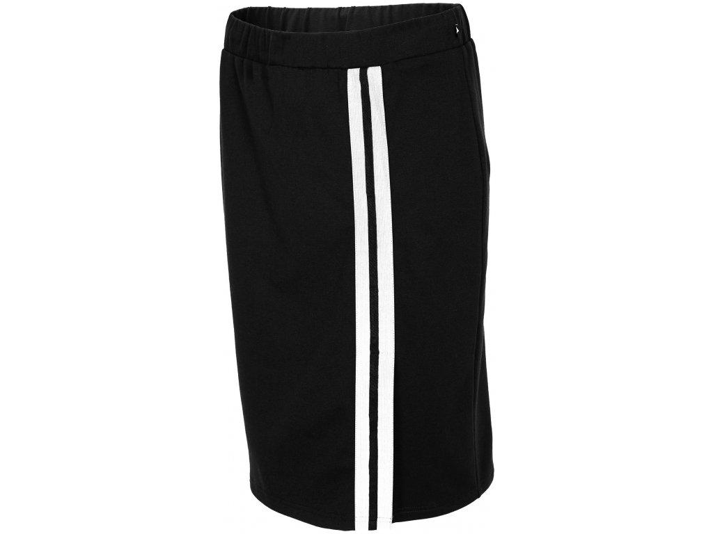 Dámská sukně Outhorn SPUD600 Deep black černá