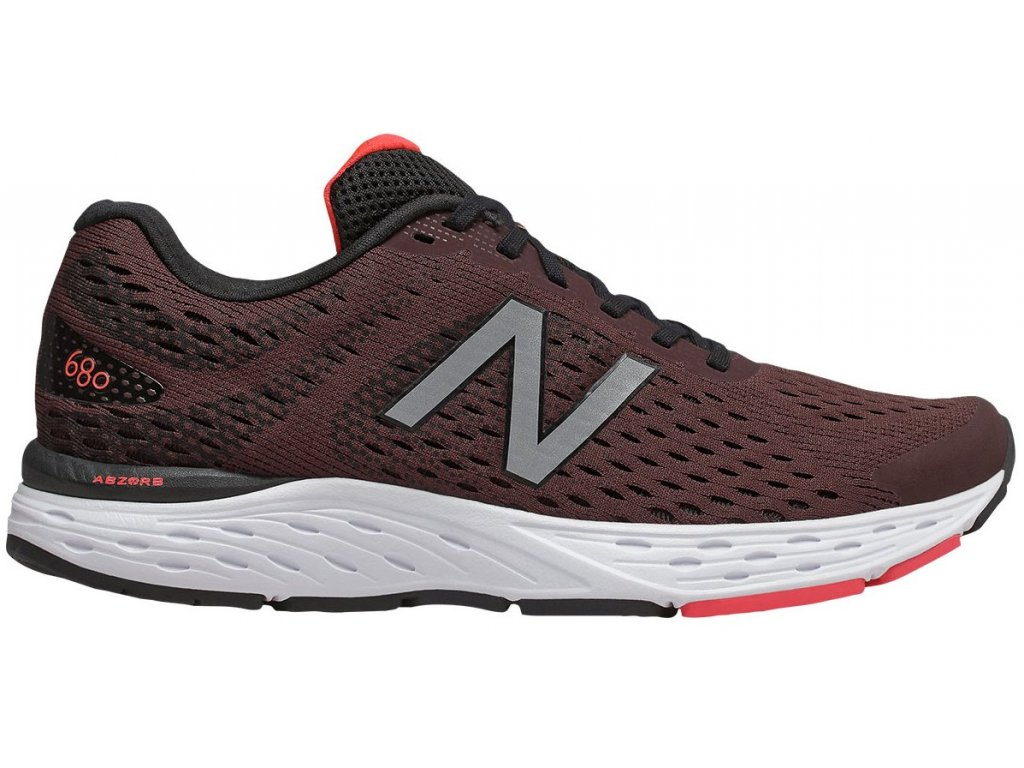 Pánské běžecké boty New Balance M680 CH6 červená