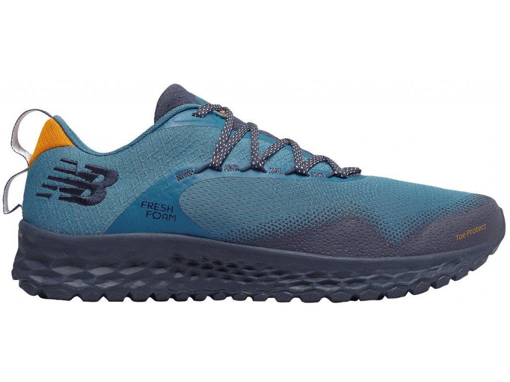 Pánské běžecké boty New Balance MTKYM T2 modrá