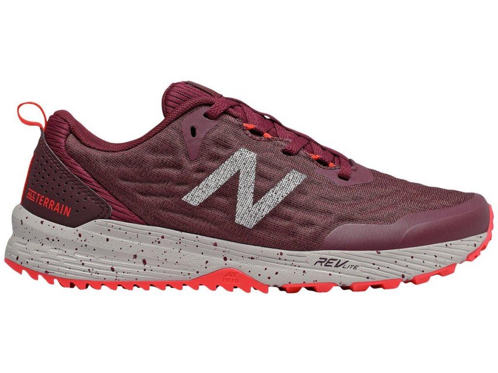 Dámské běžecké boty New Balance WTNTR LS3 červená