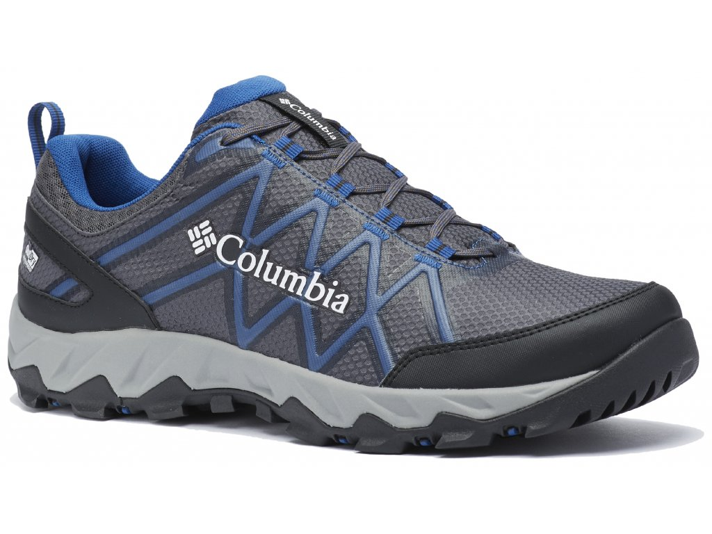 Pánské boty Columbia PEAKFREAK™ X2 OUTDRY™ 011 šedá