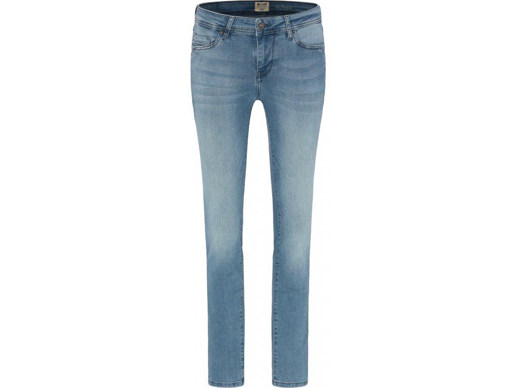 Dámské jeans Mustang 1008790 JASMIN 582 modrá