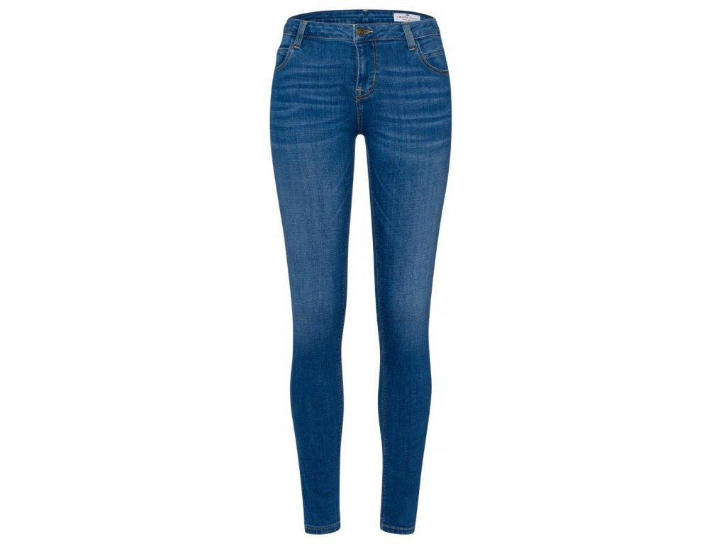 Dámské jeans Cross Page 005 modrá