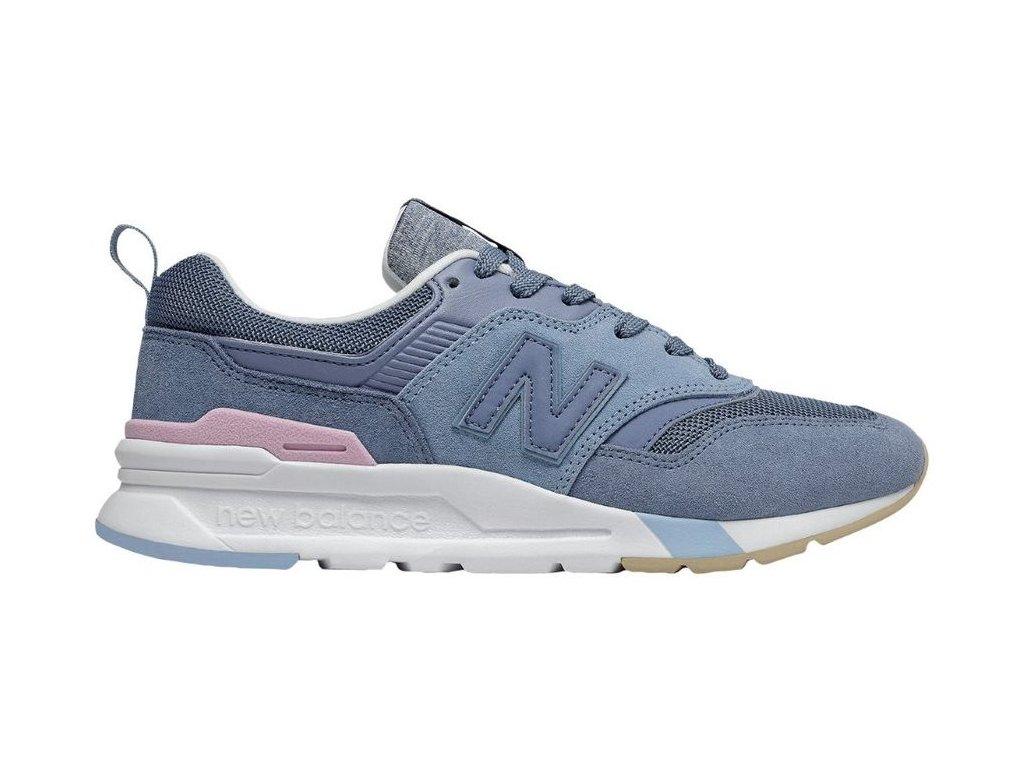 Dámská lifestylová obuv New Balance CW997 HKD modrá