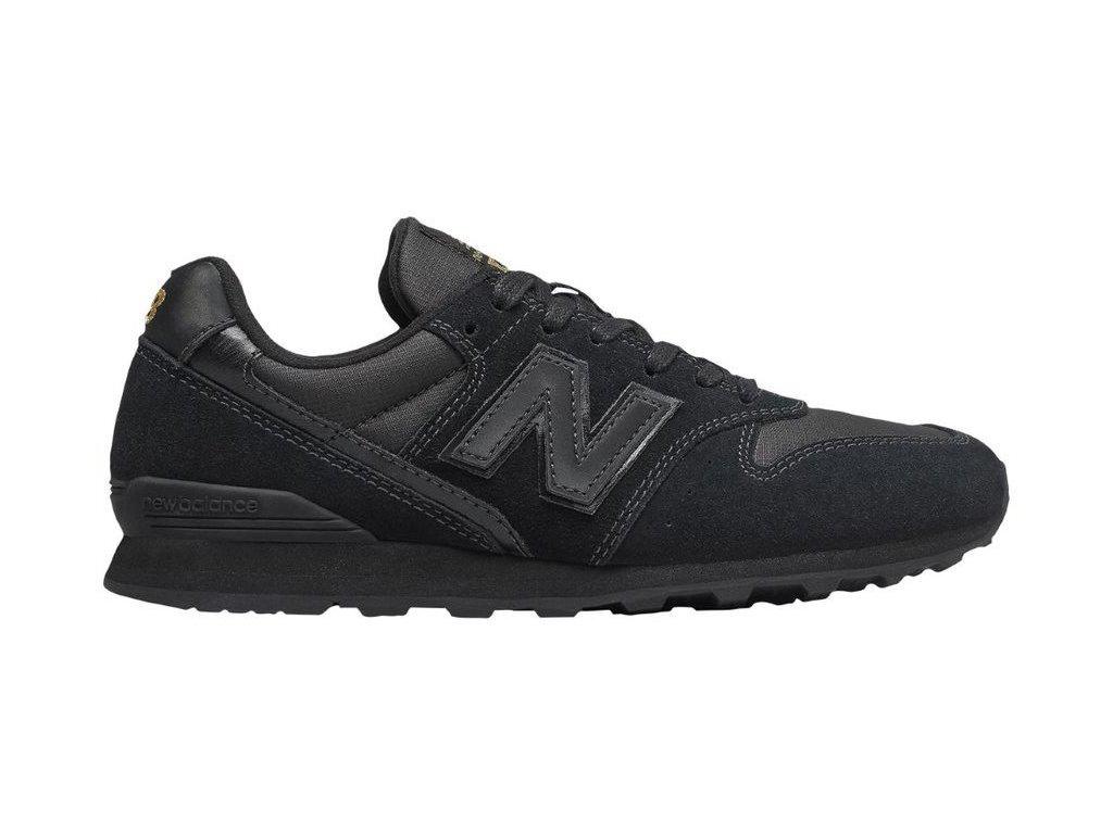 Dámská lifestylová obuv New Balance WL996 FD černá