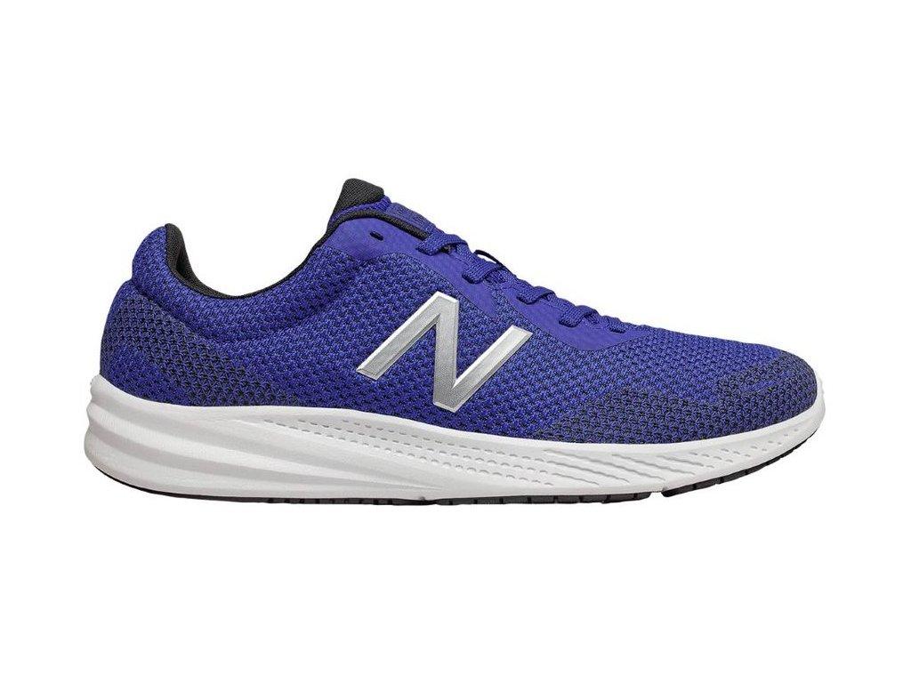Pánské běžecké boty New Balance M490 LV7 modrá