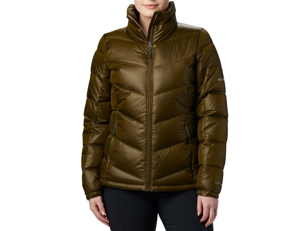 Dámská bunda Columbia Pike Lake™ Jacket 319 Khaki