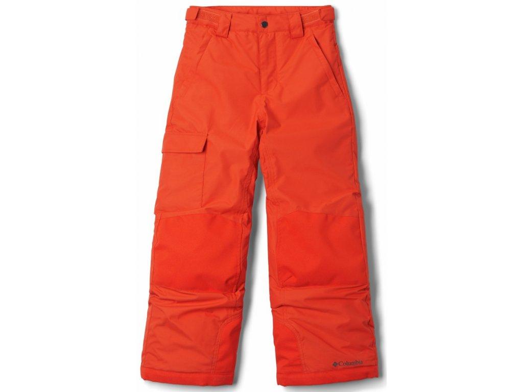 Dětské zimní kalhoty Columbia Bugaboo™II Pant 842 oranžová