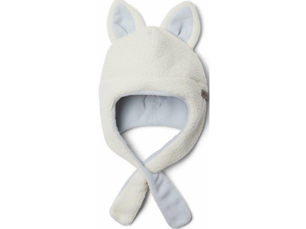 Dětská čepice Columbia Tiny Animal™ Beanie II 191 bílá