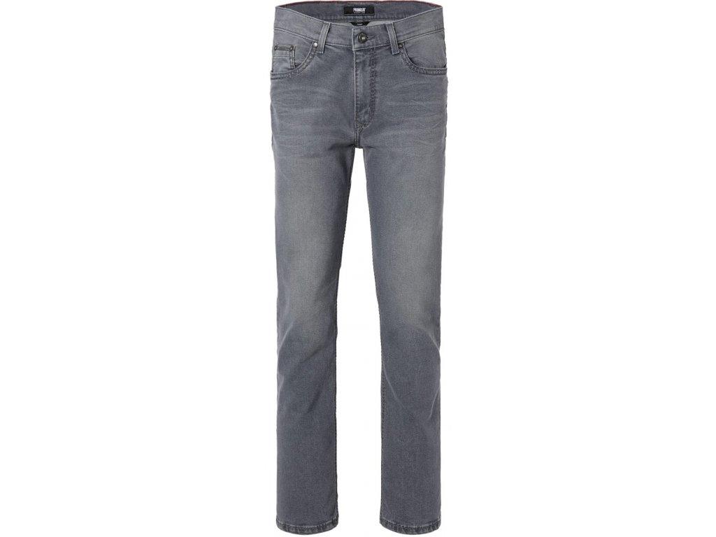 Pánské jeans Pioneer 9832 846 šedá