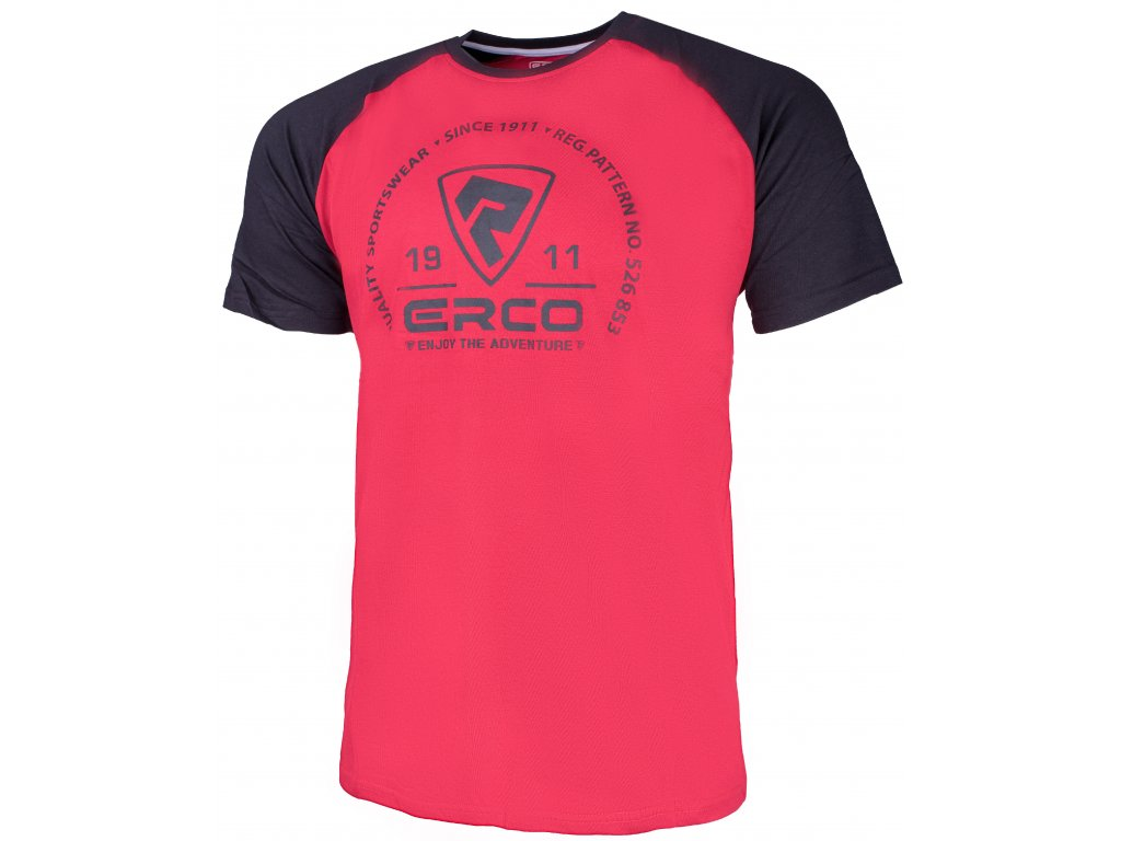 Erco Baron red black 011