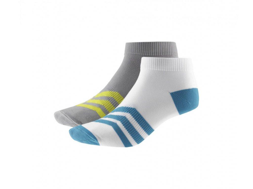 Ponožky OUTHORN SOD605 TEAL/GREY