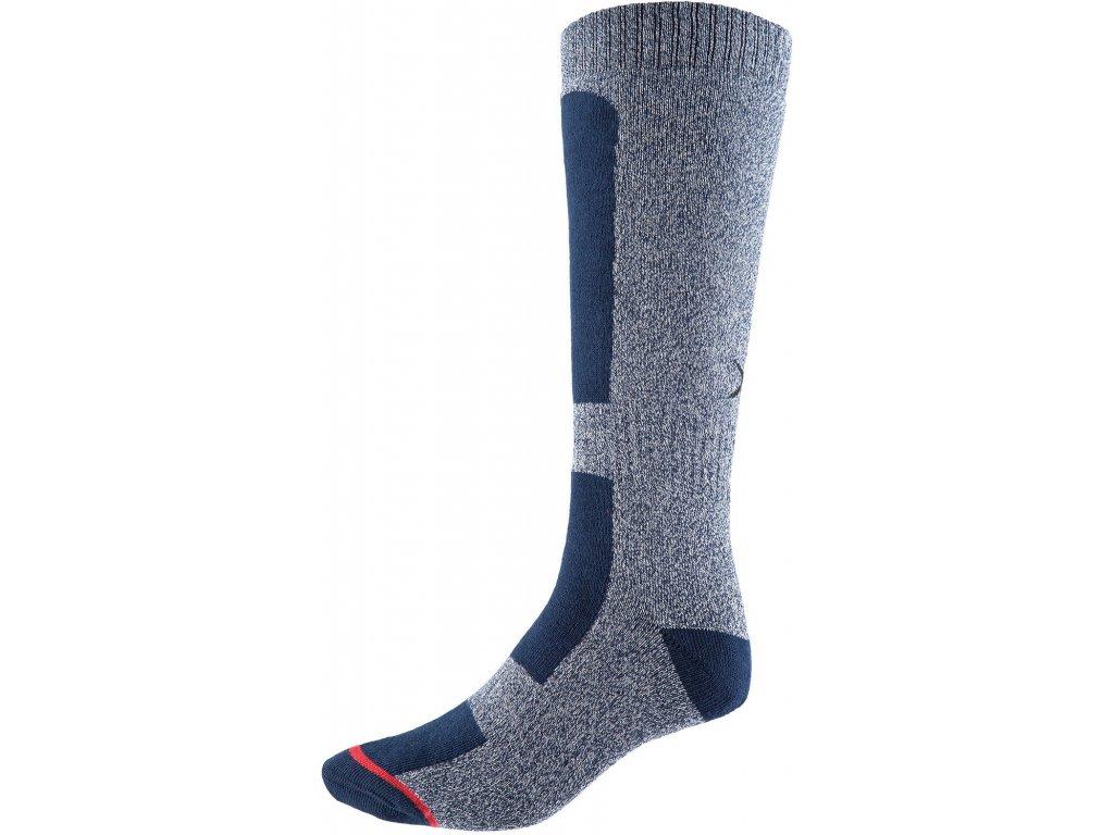 Ponožky OUTHORN SOMN600 NAVY MEL 39-42 modrá