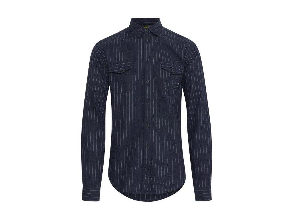 Pánská košile Blend 20710793 194013 modrá