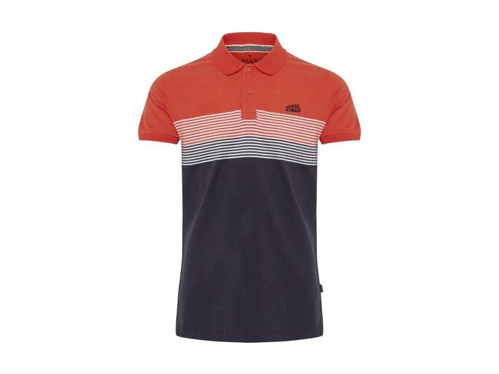 Pánské tričko Blend 20710891 73013 červená