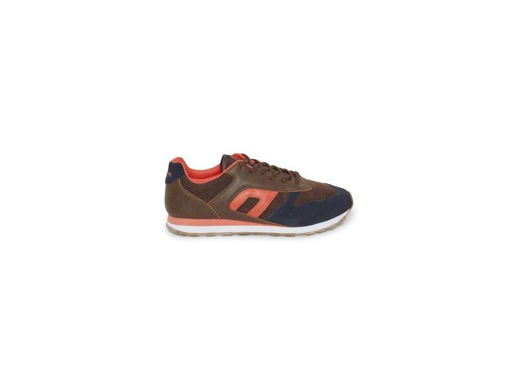 Pánské boty Blend 20708806 71519 hnědá