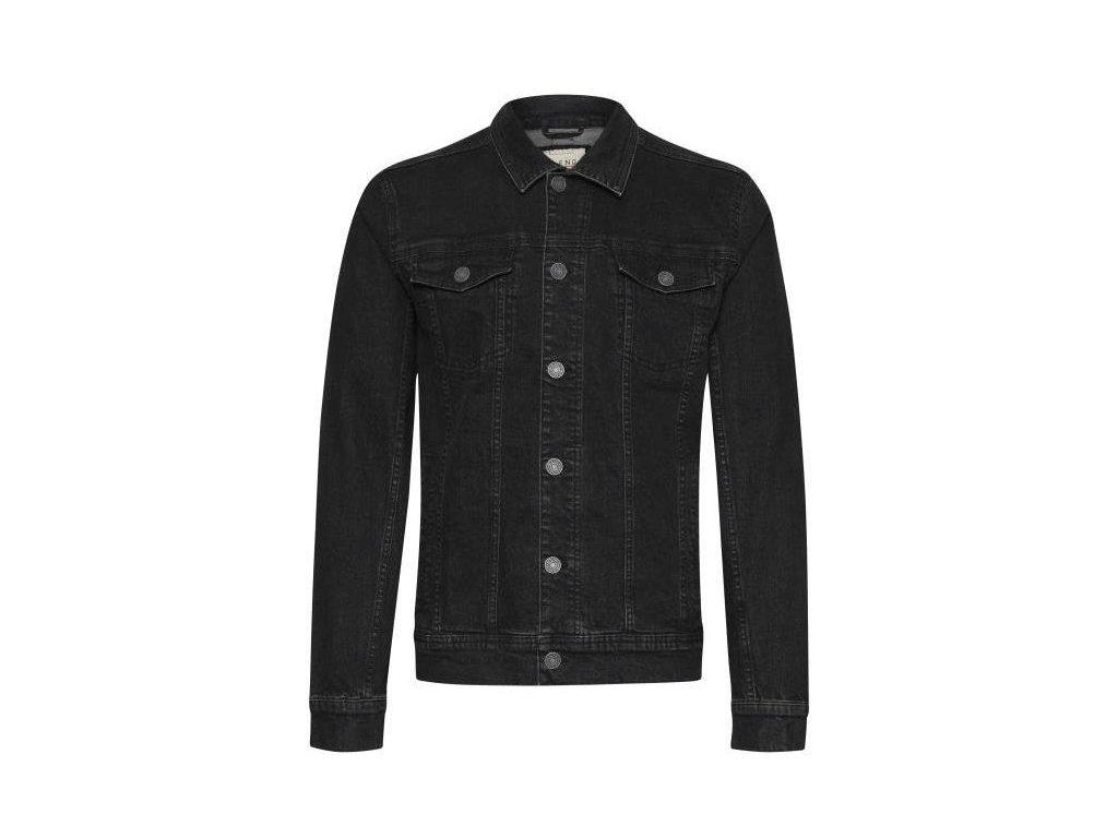 Pánská džínová bunda Blend 20710737 200297 černá