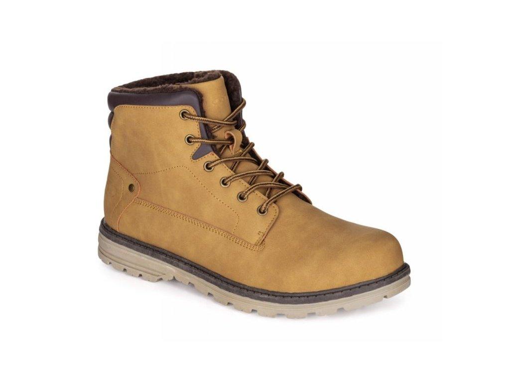 24885 3 loap sirius panske zimni boty bezova hneda hsm19206c03r