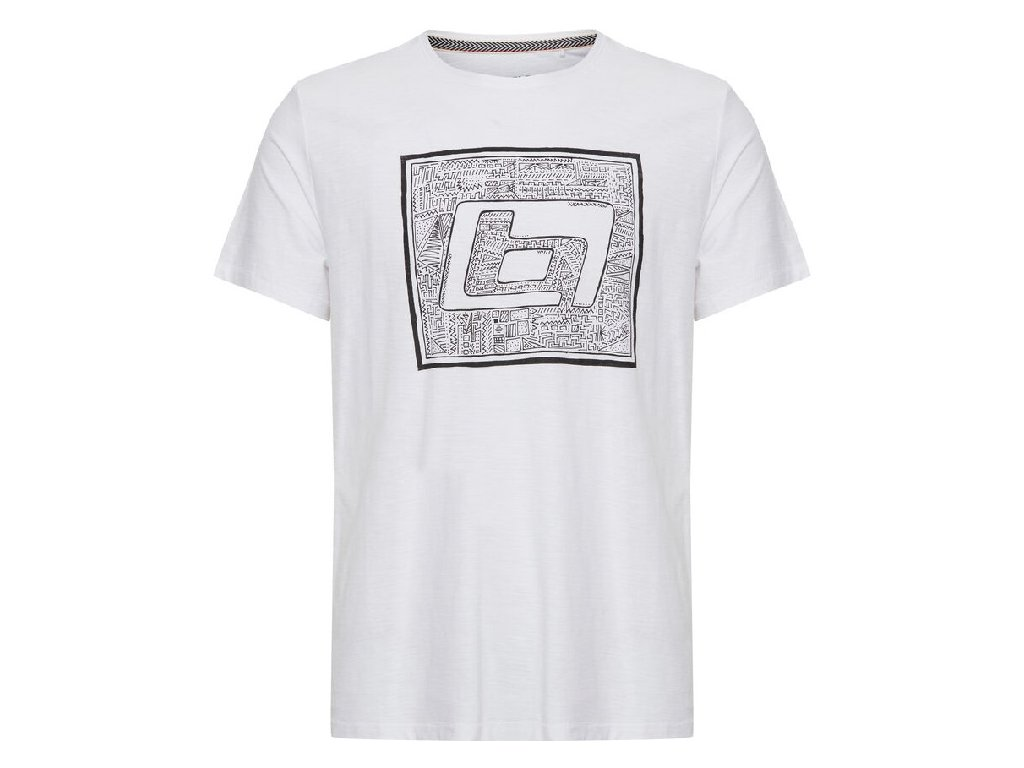 Pánské tričko Blend 20712058 110601 bílá