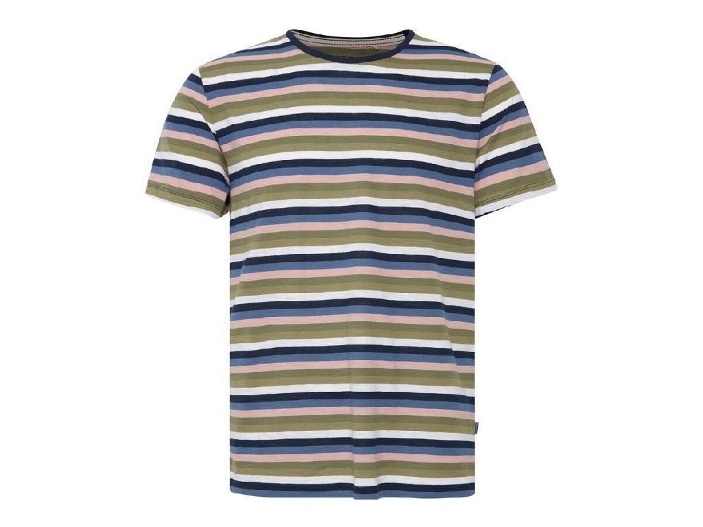 Pánské tričko Blend 20712081 194024 modrá