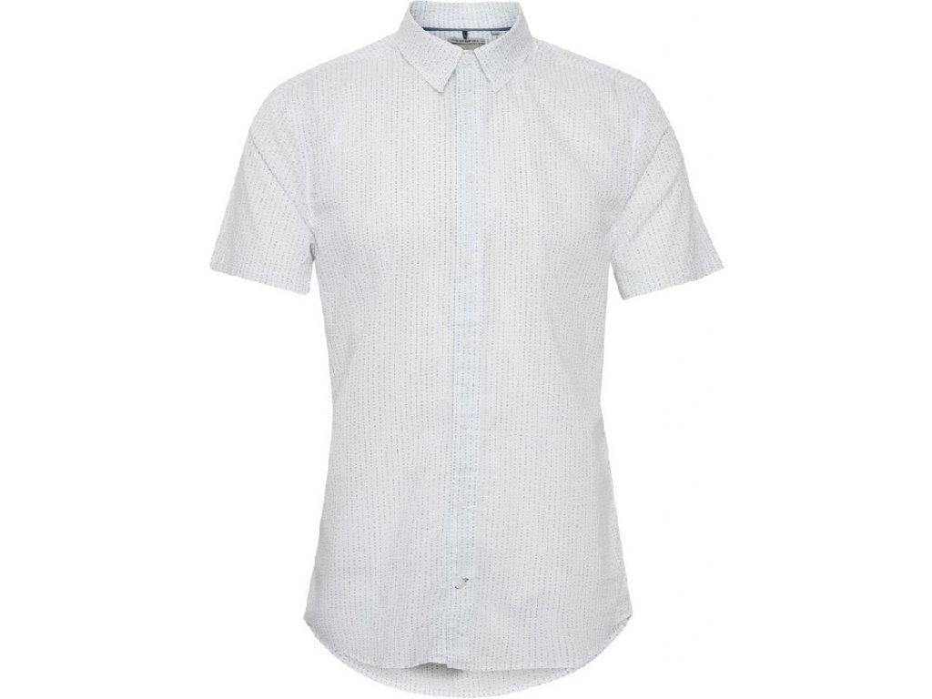 Pánská košile Blend 20712842 110602 bílá