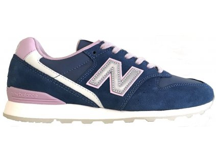 Dámská lifestylová obuv New Balance WL996 AE modrá