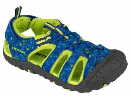 Dětské sandály Loap DOPEY L45N Modrá