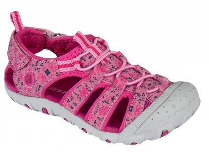 Dětské sandály Loap DOPEY J52J růžová