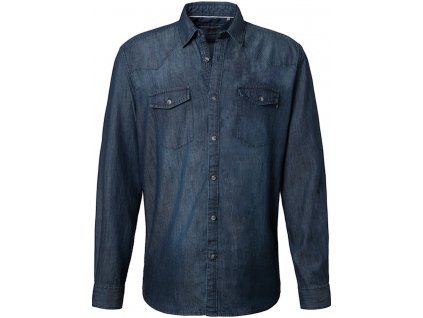 Pánská košile Pioneer 4212 559 modrá