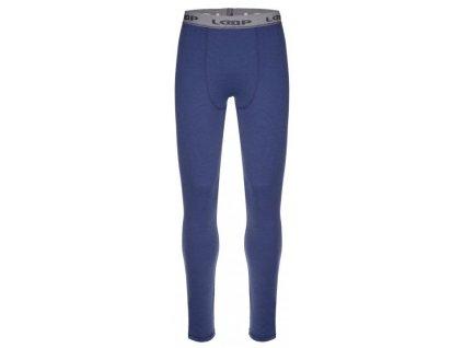 Pánské termo kalhoty Loap PETTE 13X modrá