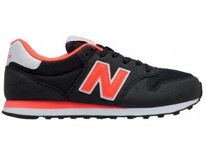 Dámská lifestylová obuv New Balance GW500 KWS černá