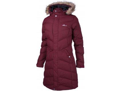 Dámský kabát ERCO RACHEL RDW červená