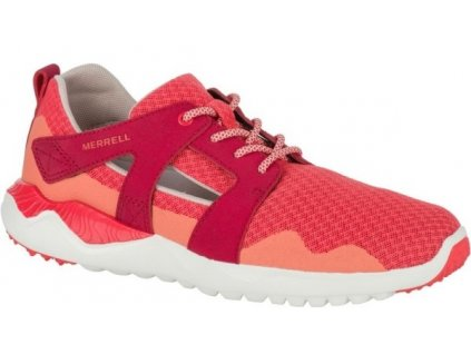 Dámské boty Merrell 1SIX8 SLICE Strawberry