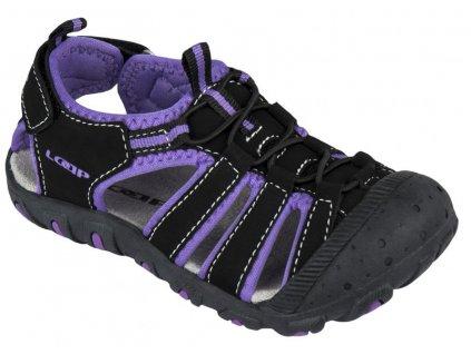 Dětské sandály Loap DOPEY V11K černá