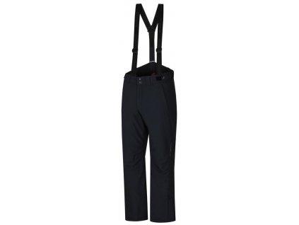 Pánské lyžařské kalhoty Hannah CLARK Anthracite černá
