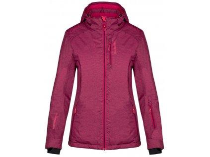 Dámská lyžařská bunda Loap FRANCI K76X růžová