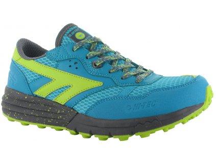 Dámské běžecké boty HI-TEC BADWATER BLue/Cur blue/BLar