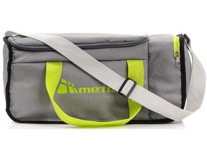 Sportovní taška Meteor 75414 szary/zielony