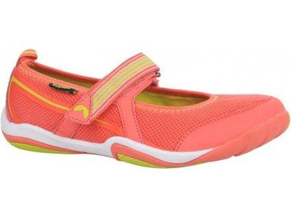 Dětské boty Elbrus SANSA JR watermelon/lime